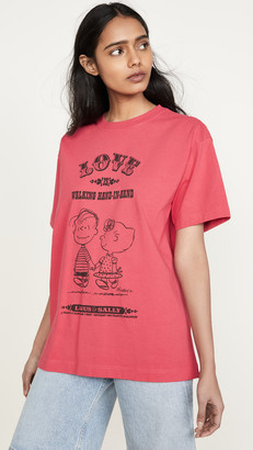 Marc Jacobs x Peanuts Love T-Shirt