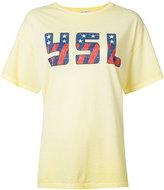 Saint Laurent T-Shirt - women - Cotton - L
