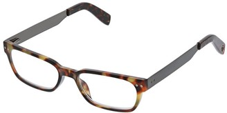 Peepers By Peeperspecs Peepers Unisex-Adult Starsky - Tortoise 2533275 Rectangular Reading Glasses