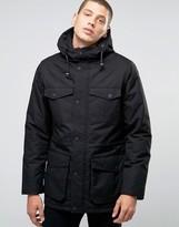 Brave Soul Premium Four Pocket Hooded Jacket