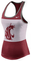 Nike Women's Washington State Cougars Dri-Blend Mesh Tank Top