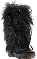 Pajar Women's Scarlet Tassle Tie Goat Hair Boot