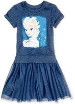 Disney Disney's® Frozen Popover Dress, Toddler & Little Girls (2T-6X)