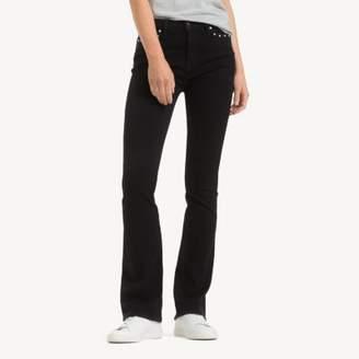 Tommy Hilfiger Slim Bootcut Jeans