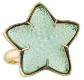Lalique Starfish Ring