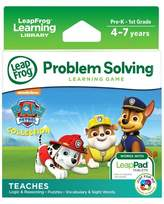 Leapfrog Learning Library: SW Paw Patrol