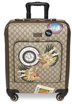 Gucci GG Supreme Patches Carry-On Case