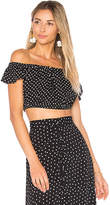 Flynn Skye Tori Top in Black