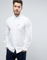 Jack Wills Twisleton Dobby Shirt in Regular Fit