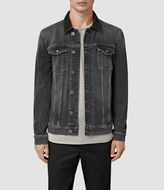 AllSaints Creagan Denim Jacket