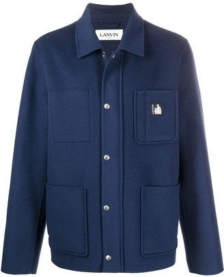 Lanvin Short Buttoned Jacket