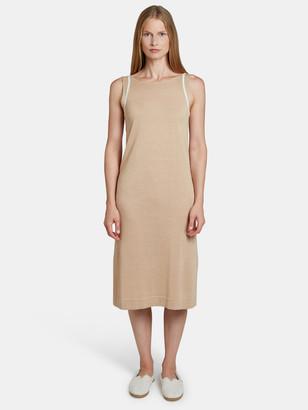 Oyun Low Back Slip Dress