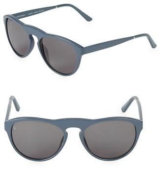 Smoke X Mirrors Outta Space 51MM Cat Eye Sunglasses