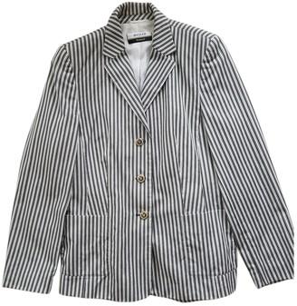 Basler Multicolour Cotton Jacket for Women Vintage