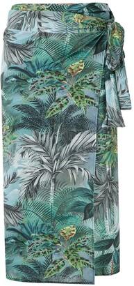 Lygia & Nanny Orixa printed sarong