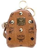 MCM Stark Backpack Keychain