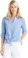 J.Mclaughlin Lois Shirt in Gingham