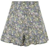 Topshop Limited Edition Liberty Print Flower Shorts