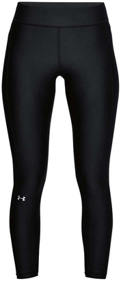 Under Armour Womens HeatGear Ankle Crop Tights