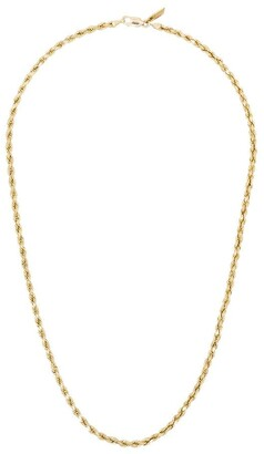Loren Stewart 14kt Gold Chain Necklace