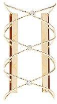 Charlotte Russe Embellished Oversize Cuff Bracelet