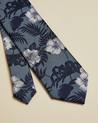 Ted Baker CAVA Floral silk tie