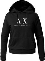 Hot Armani Exchange Hoodies Hot Armani Exchange For Ladies Womens Hoodies Sweatshirts Pullover Tops