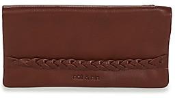 Nat & Nin LILI women's Purse wallet in Brown