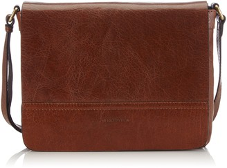 Gerry Weber Lugano 4080002895 Women's Shoulder Bag 29 x 22 x 7 cm (W x H x D) Brown Size: 29x22x7