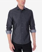 Calvin Klein X Men's Extra-Slim Fit Reversible Stretch Dress Shirt