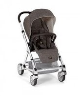 Mamas and Papas 2015 Urbo2 Stroller w/ Chrome Chassis - Chestnut Tweed by