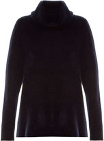 The Row Harlow roll-neck sweater
