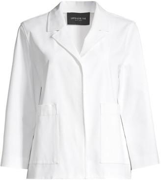 Lafayette 148 New York Layken Notch Lapel Jacket