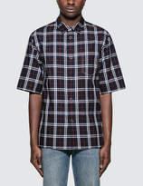 Helmut Lang Snap Front S/S Shirt