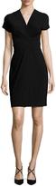 Cynthia Steffe Women's Clara V-Neck Wrap Dress