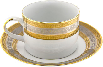 Ten Strawberry Street Elegance 6Pc Cup & Saucer Set