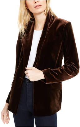 INC International Concepts Inc Velvet Blazer