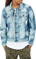 True Religion Dylan Bleached Denim Jacket