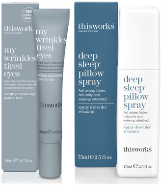 This Works Deep Sleep and Tired Eyes Bundle