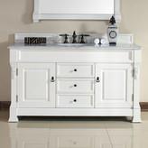 "James Martin Furniture Brookfield 60"" Single Vanity Base Base"