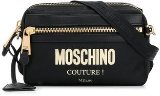 Moschino Couture logo belt bag