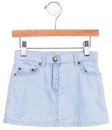 Bonpoint Girls' Chambray Skirt