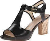 Rockport Women's Seven To 7 75mm T Strap Dress Sandal