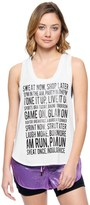 Juicy Couture Glam On Canyon Canyon Jersey Tank