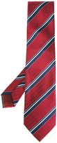 Brioni striped tie - men - Silk - One Size