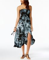 Raviya Tie-Dyed Bandeau Cover-Up