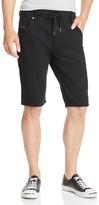 Diesel Kroshort Five Pocket Fleece Shorts