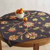 Pier 1 Imports Rustic Country Garden Square Table Topper