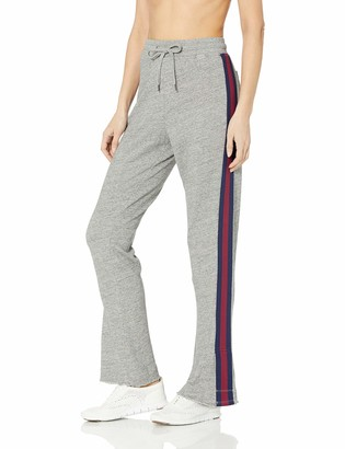 Splendid Women's Colorblock Wide Leg Active Pants