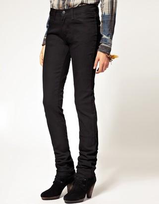 Wrangler Stokes Skinny Jeans